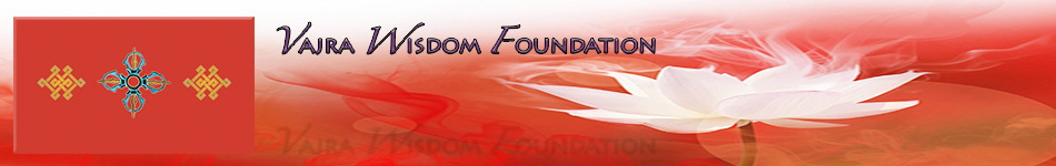 Vajra Wisdom Foundation | Buddhist teachings for everyone!
